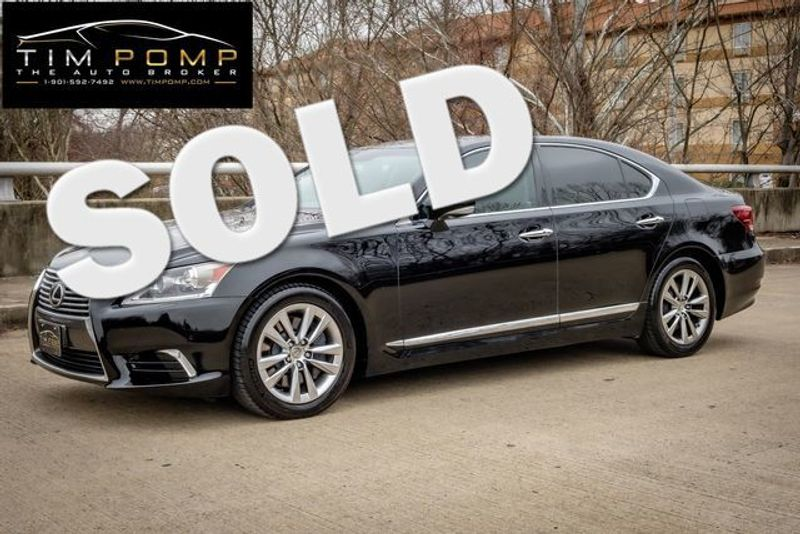 2014 Lexus LS 460  | Memphis, Tennessee | Tim Pomp - The Auto Broker in Memphis Tennessee
