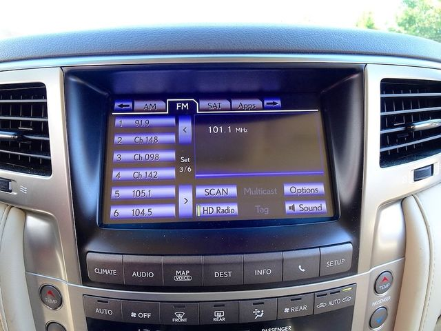 2014 Lexus LX 570 570 Madison, NC 21