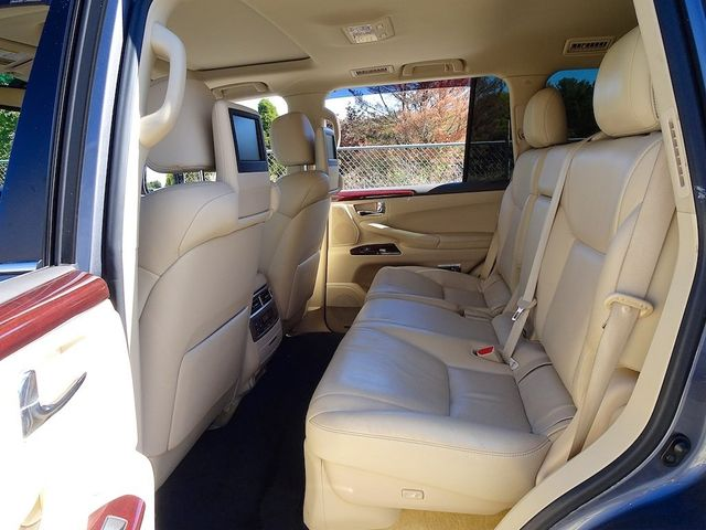 2014 Lexus LX 570 570 Madison, NC 36