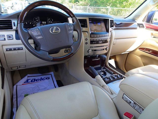 2014 Lexus LX 570 570 Madison, NC 47