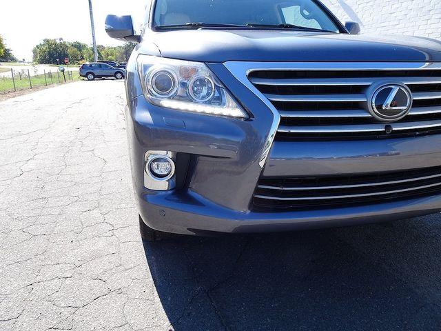 2014 Lexus LX 570 570 Madison, NC 7