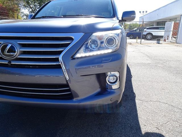2014 Lexus LX 570 570 Madison, NC 8