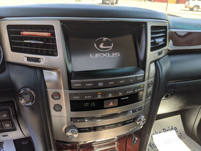 2014 Lexus LX 570 AWD  Fultons Used Cars Inc  in , Colorado
