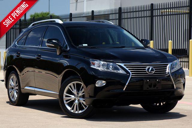 2014 Lexus RX 350 A/C Seats * NAVI * BU Cam * 19's * BLIND SPOT * in , Texas 75093