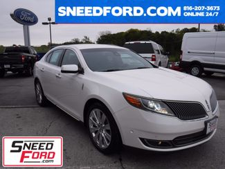 2014 Lincoln MKS EcoBoost AWD in Gower Missouri, 64454