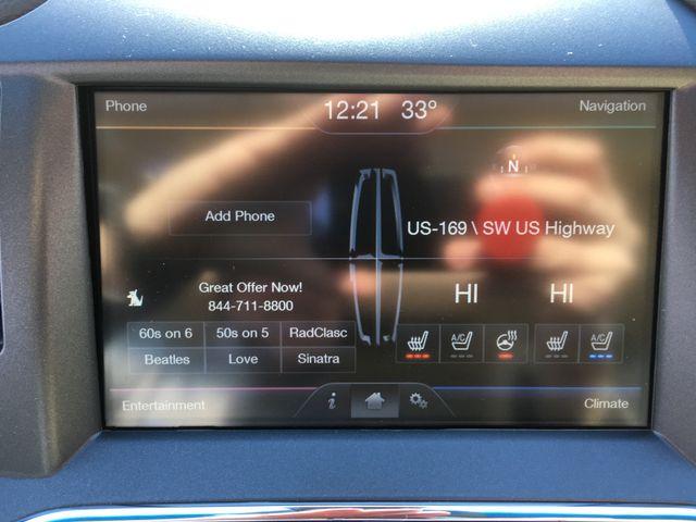 2014 Lincoln MKS in Gower Missouri, 64454