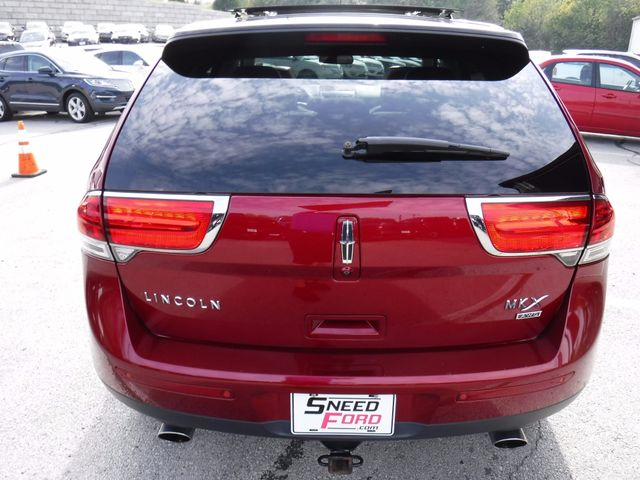 2014 Lincoln MKX AWD in Gower Missouri, 64454