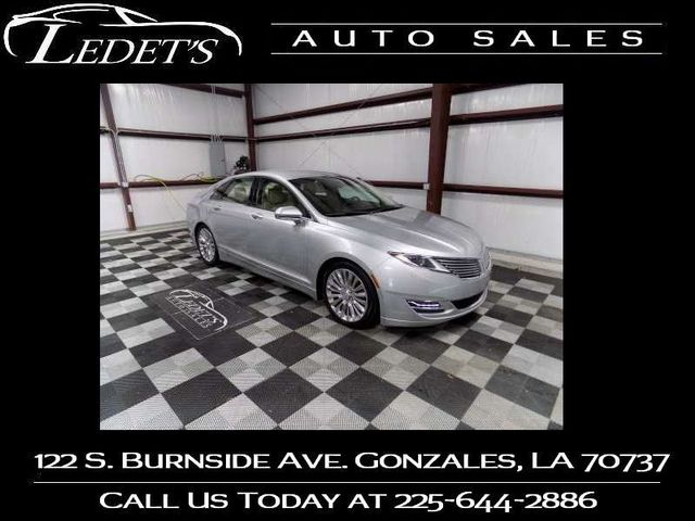 2014 Lincoln MKZ  - Ledet's Auto Sales Gonzales_state_zip in Gonzales