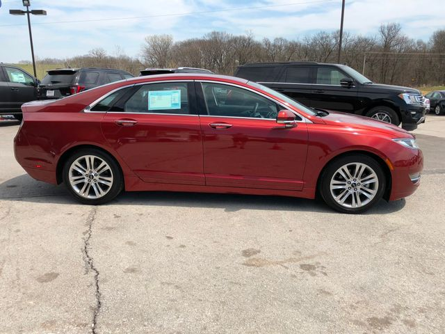 2014 Lincoln MKZ 2.0L I4 in Gower Missouri, 64454
