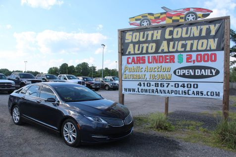 2014 Lincoln MKZ  in Harwood, MD