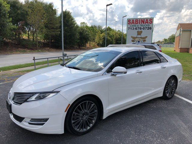 2014 Lincoln MKZ LUXURY