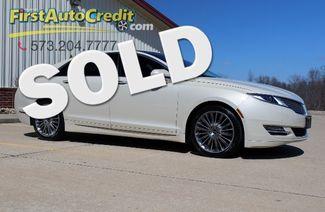 2014 Lincoln MKZ Hybrid in Jackson MO, 63755