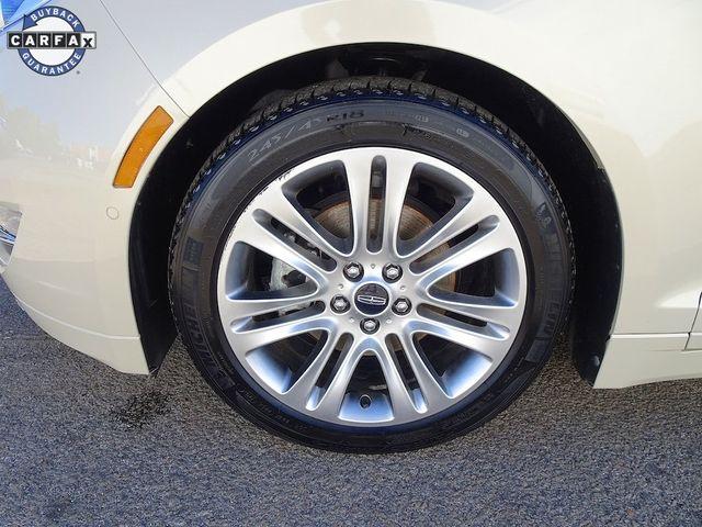2014 Lincoln MKZ Hybrid Madison, NC 10