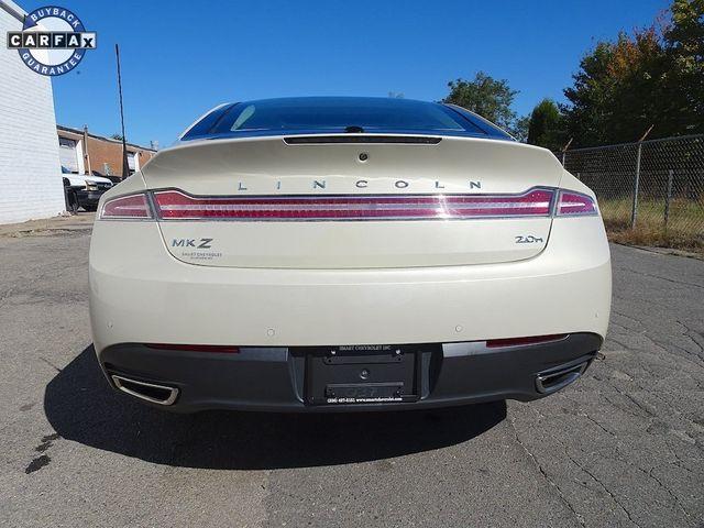 2014 Lincoln MKZ Hybrid Madison, NC 3