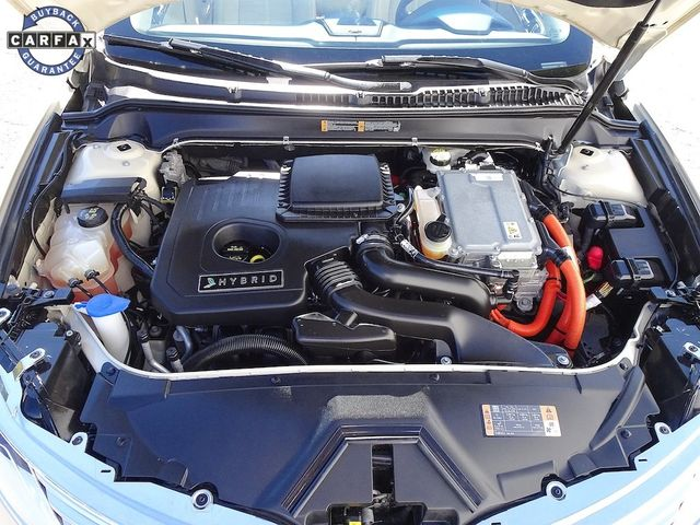 2014 Lincoln MKZ Hybrid Madison, NC 41