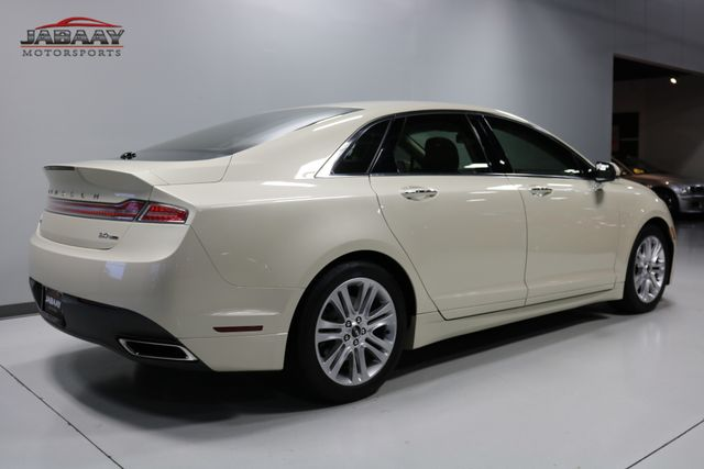 2014 Lincoln MKZ Merrillville, Indiana 4