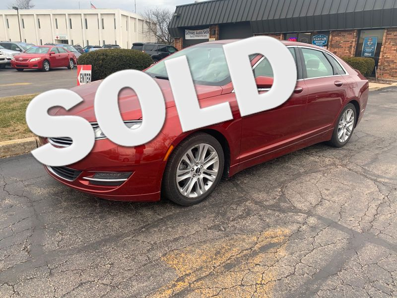2014 Lincoln MKZ BASE in Pewaukee WI