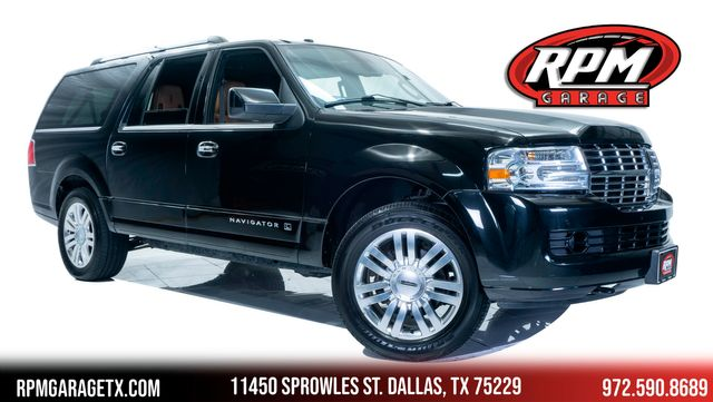 2014 Lincoln Navigator L Limited Edition