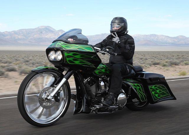 2014 *Harley-Davidson* Martin Bros Custom Road Glide Custom Road Glide