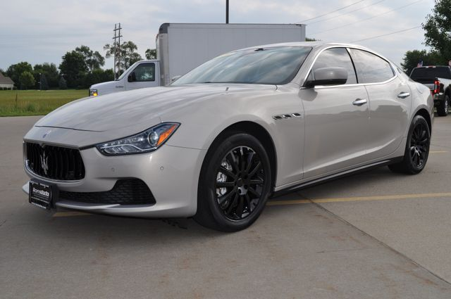 2014 Maserati Ghibli S Q4 in Bettendorf, Iowa 52722