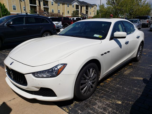 2014 Maserati Ghibli S Q4 | Champaign, Illinois | The Auto Mall of Champaign in Champaign Illinois
