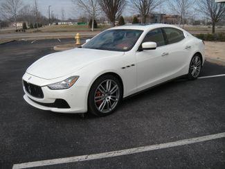 2014 Maserati Ghibli S Q4 Chesterfield, Missouri 1
