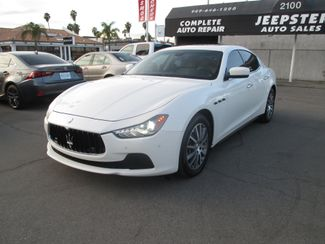 2014 Maserati Ghibli S Q4 in Costa Mesa California, 92627