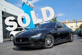 2014 Maserati Ghibli S Q4 Hialeah, Florida
