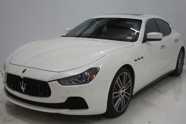 2014 Maserati Ghibli S Q4 Houston, Texas 1
