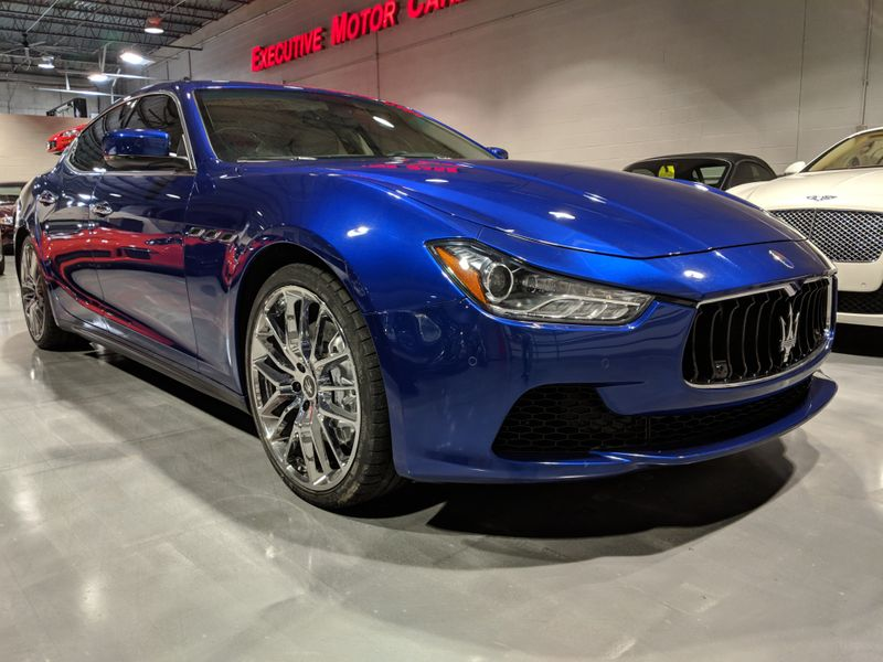 2014 Maserati Ghibli S Q4  Lake Forest IL  Executive Motor Carz  in Lake Forest, IL