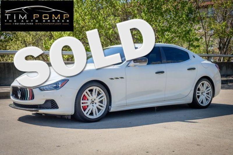 2014 Maserati Ghibli S Q4 | Memphis, Tennessee | Tim Pomp - The Auto Broker in Memphis Tennessee