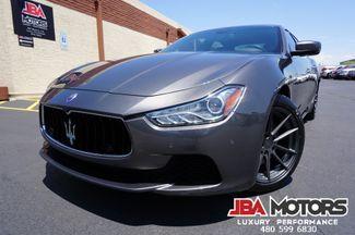 2014 Maserati Ghibli Sedan ~ HUGE $76k MSRP ~ 1 Owner Clean CarFax! | MESA, AZ | JBA MOTORS in Mesa AZ