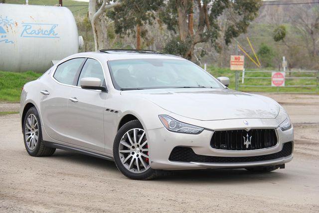 2014 Maserati Ghibli S Q4 Santa Clarita, CA 3