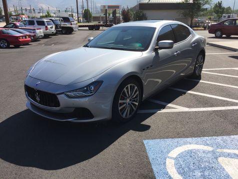 2014 Maserati Ghibli S Q4 | Marriott-Slaterville, UT | Top Line Auto Sales in Marriott-Slaterville, UT