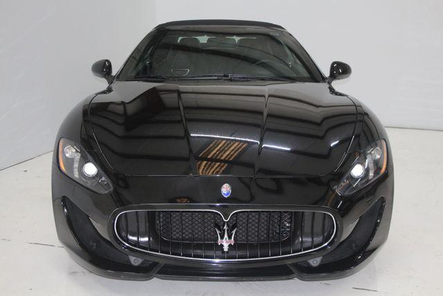 2014 Maserati GranTurismo Convertible Sport Houston, Texas 2