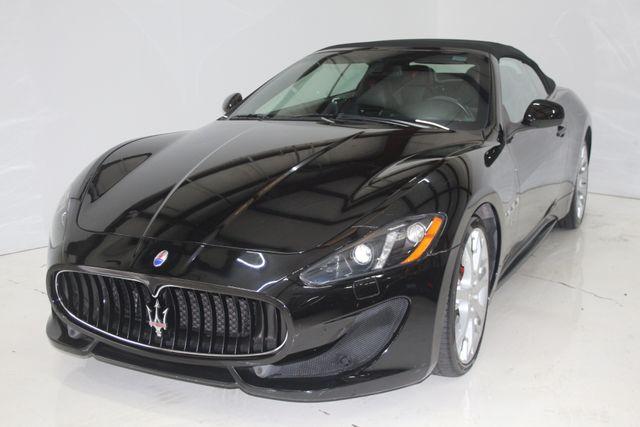 2014 Maserati GranTurismo Convertible Sport Houston, Texas 3