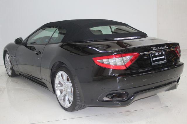2014 Maserati GranTurismo Convertible Sport Houston, Texas 11