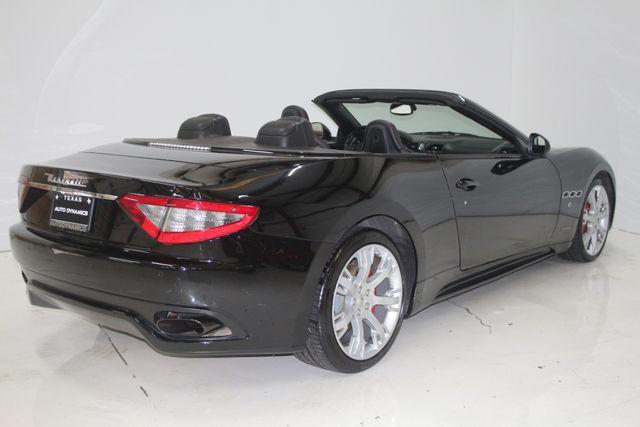 2014 Maserati GranTurismo Convertible Sport Houston, Texas 15