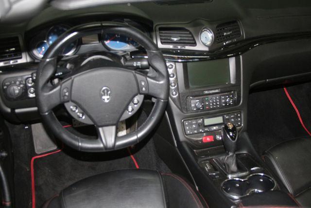 2014 Maserati GranTurismo Convertible Sport Houston, Texas 19