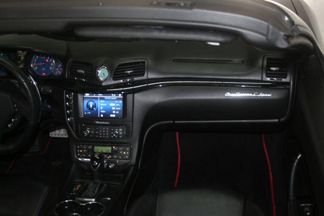 2014 Maserati GranTurismo Convertible Sport Houston, Texas 20