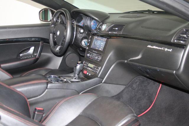 2014 Maserati GranTurismo Convertible Sport Houston, Texas 21