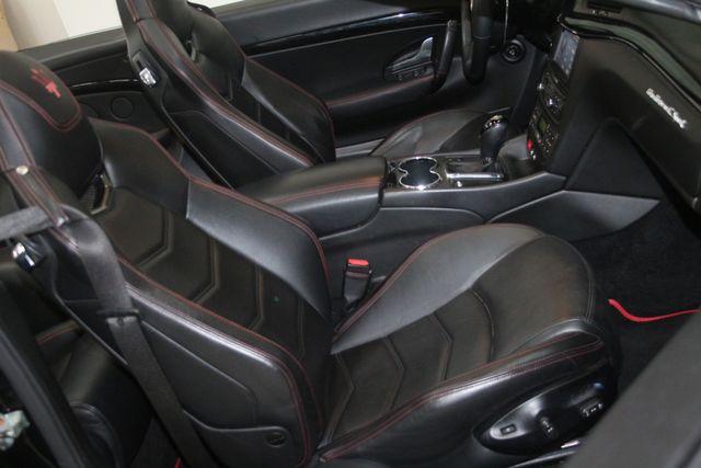 2014 Maserati GranTurismo Convertible Sport Houston, Texas 22