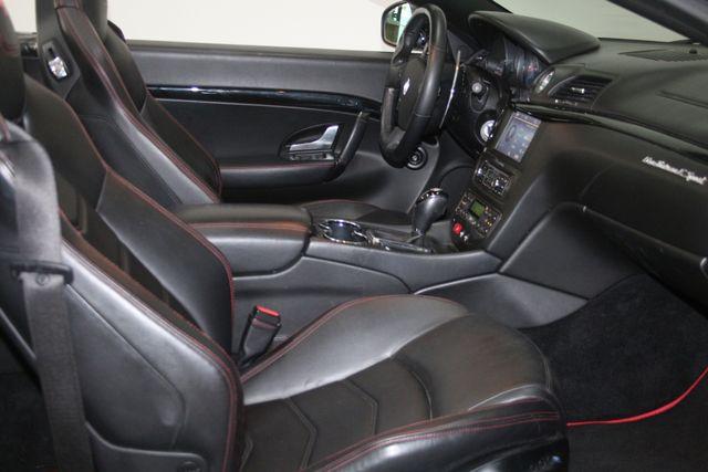 2014 Maserati GranTurismo Convertible Sport Houston, Texas 23