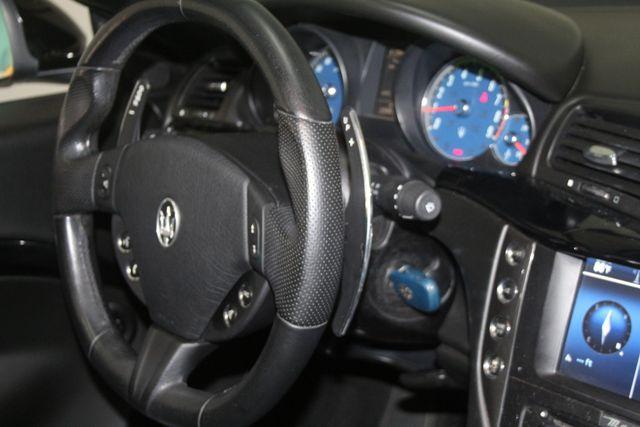 2014 Maserati GranTurismo Convertible Sport Houston, Texas 27