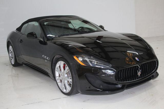 2014 Maserati GranTurismo Convertible Sport Houston, Texas 4
