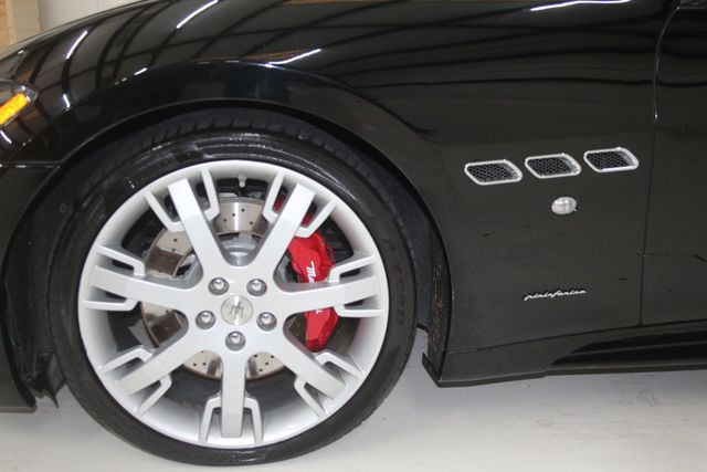 2014 Maserati GranTurismo Convertible Sport Houston, Texas 7