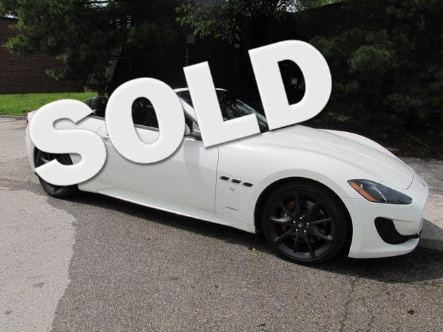 2014 Maserati GranTurismo Convertible Sport St. Louis, Missouri