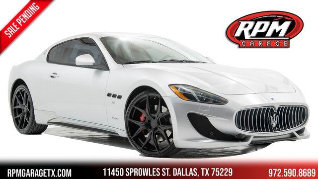 2014 Maserati GranTurismo Sport in Dallas, TX 75229