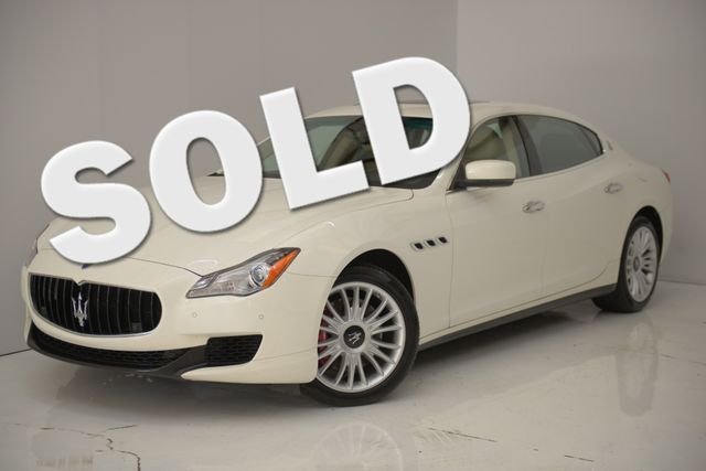2014 Maserati Quattroporte S Q4 Houston, Texas 26