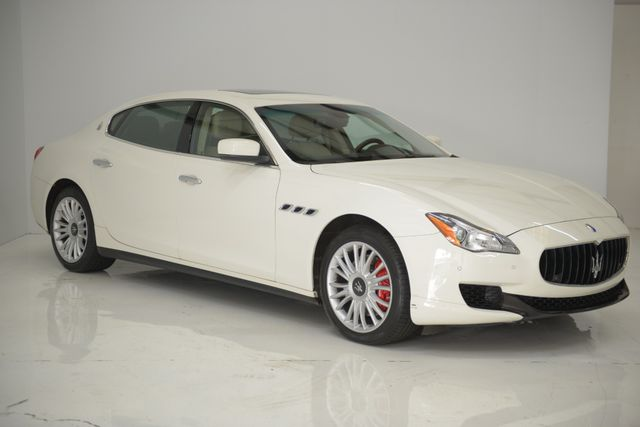 2014 Maserati Quattroporte S Q4 Houston, Texas 0